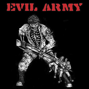 Evil Army cover art