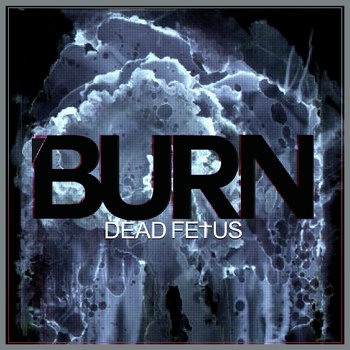 Burn EP cover art