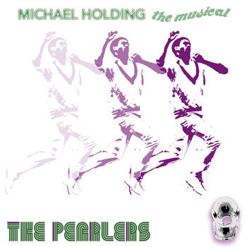 MICHAEL HOLDING the musical cover art