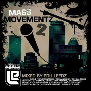 Mass Movementz 2 cover art
