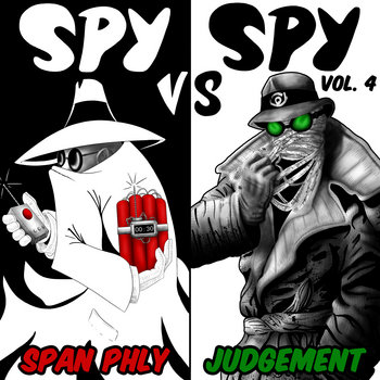 Spy vs Spy Vol. 4 cover art