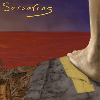 Sassafras cover art