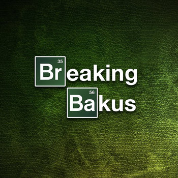 Breaking Bakus cover art