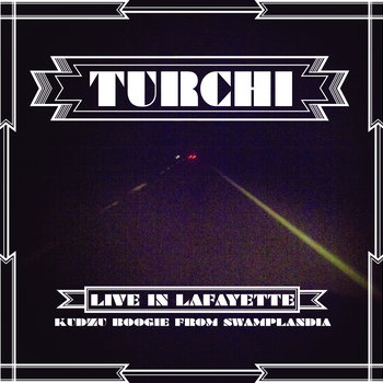 Live in Lafayette cover art