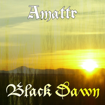 Black Dawn cover art
