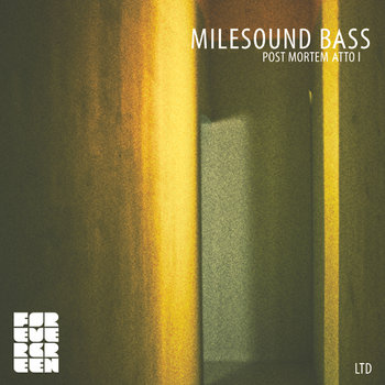 MileSound BASS - Post Mortem ATTO I cover art