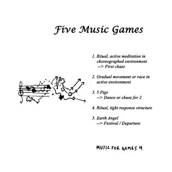 Five Music Games (MFG4) cover art