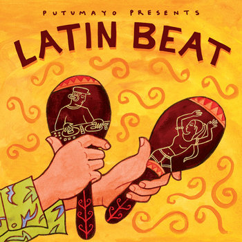 Latin Beat (Re-release) cover art