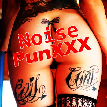 Noise Punxxx cover art
