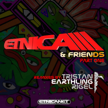ETNICA & FRIENDS PART I cover art