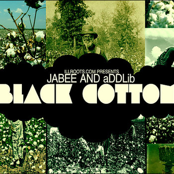 Black Cotton (ALBUM) cover art