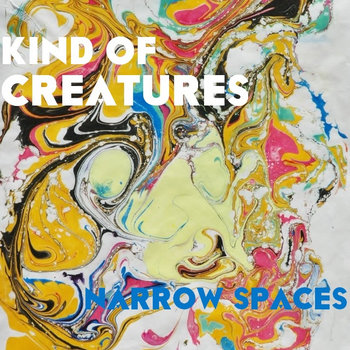 Narrow Spaces cover art