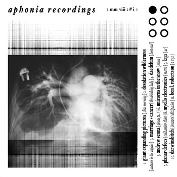 Aphonia Recordings - MM VIII cover art