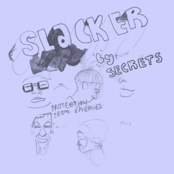 SLACKER EP cover art