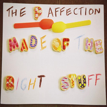 Made Of The Right Stuff [Single] cover art