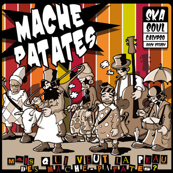 Mais qui veut la peau des Mche-Patates ? cover art