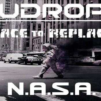 Race 2 Replace NASA cover art