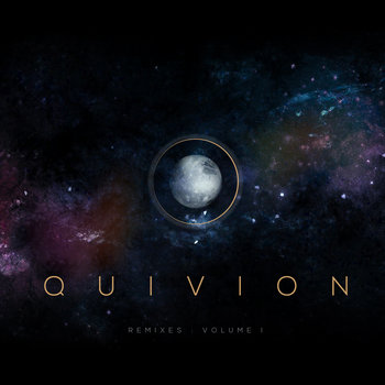 Quivion Remixes 01 cover art