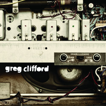 Greg Clifford cover art