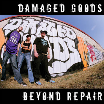 Beyond Repair cover art