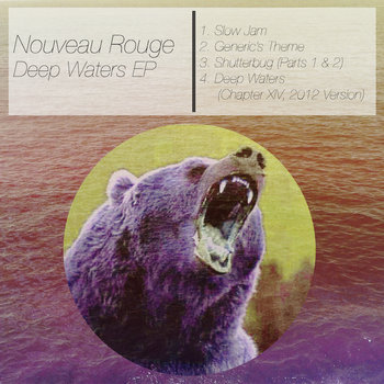 Deep Waters EP cover art