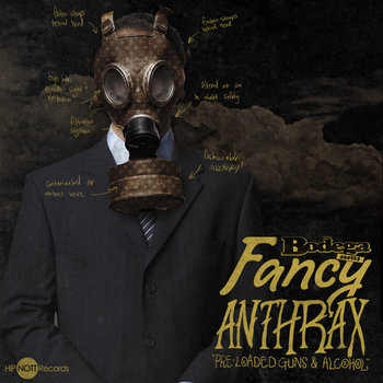 Fancy Anthrax (Pre-Loaded Guns &amp; Alcohol) cover art