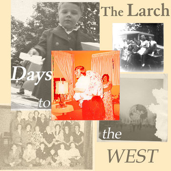 Days to the West cover art