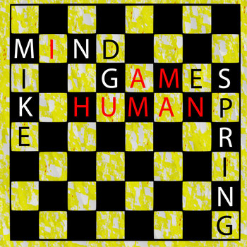Mind Games / I am human (2011 album) cover art