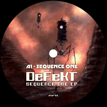 Sequence One EP cover art