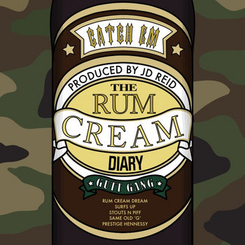 The Rum Cream Diary cover art