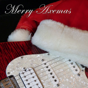 Merry Axemas cover art