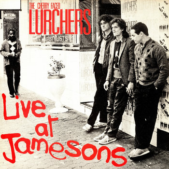 Live At Jamesons cover art
