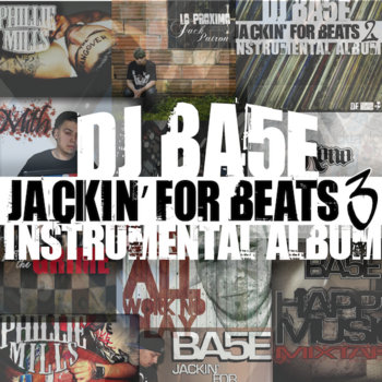 Jackin' for Beats 3: Instrumental Album cover art