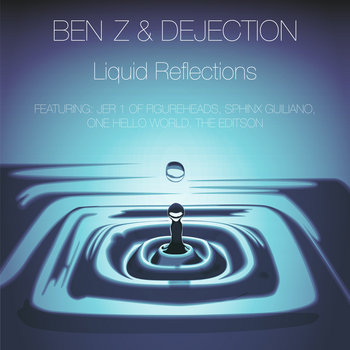 Liquid Reflections cover art