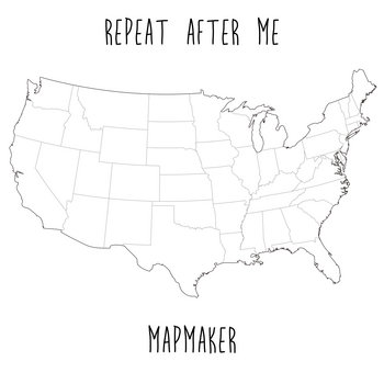 Mapmaker cover art