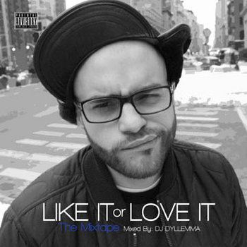 Like It Or Love It (The Mixtape) Mixed By: DJ Dyllemma cover art