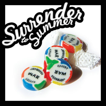 Surrender To Summer cover art