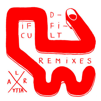 LARYTTA - Difficult Remixes cover art