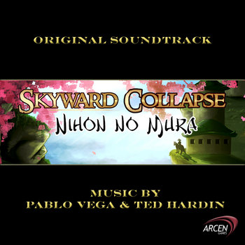 Skyward Collapse - Nihon No Mura cover art