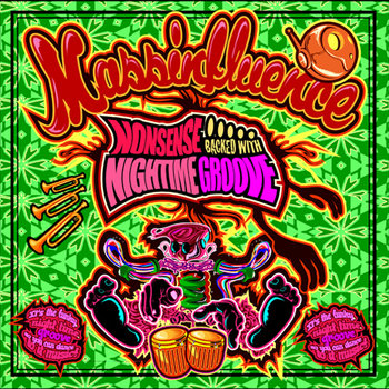 Nonsense/Nightime Groove (12-inch) cover art