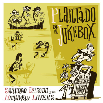 PLANTADO EN EL JUKEBOX cover art