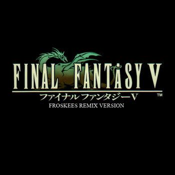 Final Fantasy V : Remixed cover art
