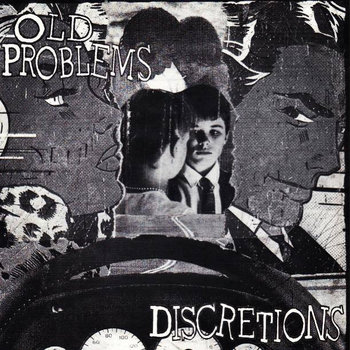 Old Problems/Discretions Split cover art