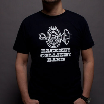 Dark Blue Hackney Colliery Band T-Shirt cover art