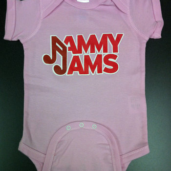Jammy Jams Onesie - Pink / Short Sleeve cover art