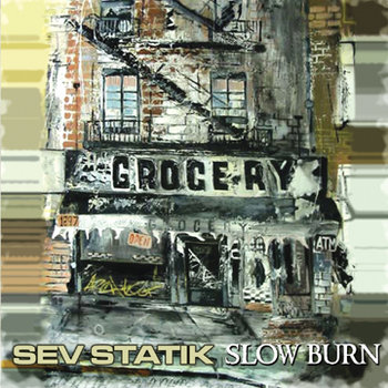 Slow Burn cover art