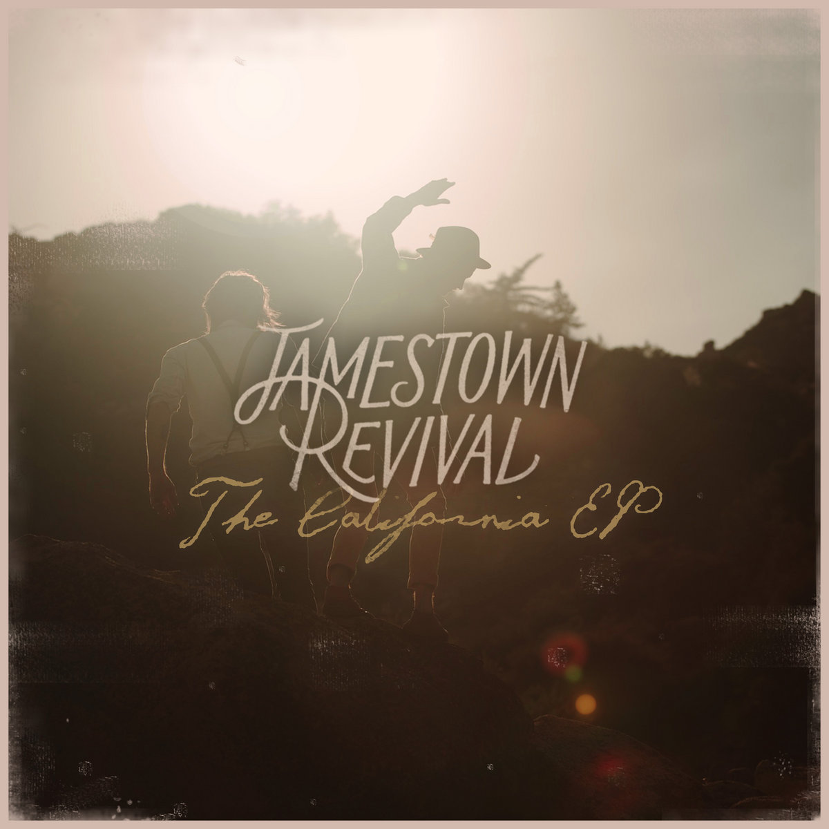 The California EP - Jamestown revival