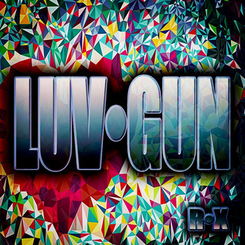 LUV•GUN cover art