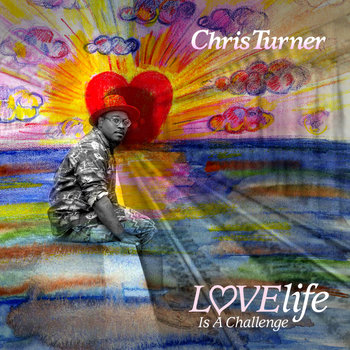 LOVElife is a Challenge (a mixtape) cover art