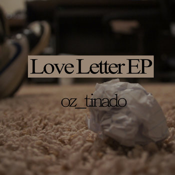 Love Letter EP cover art